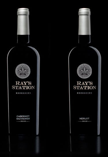 Rays Station Two Bottle Selection